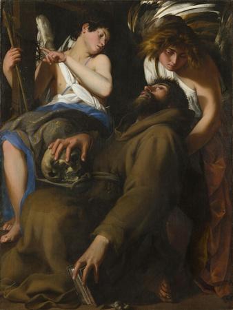 The Ecstasy of Saint Francis, 1601