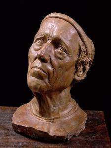 Portrait Bust of Girolamo Benivieni by Giovanni Bastianini