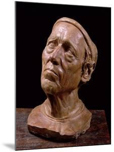 Portrait Bust of Girolamo Benivieni by Giovanni Bastianini