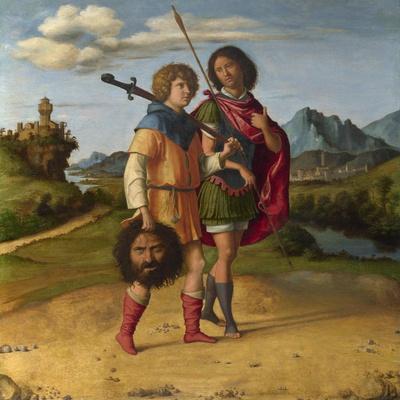 David and Jonathan, C.1508