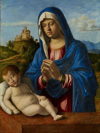 Madonna and Child, C.1500-04