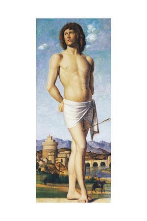 St Sebastian, C.1502