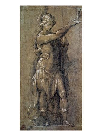 Roman God Mars