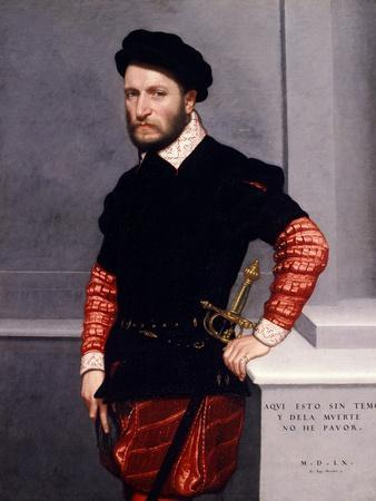 Portrait of Don Gabriel De La Cueva Y Giron, Duke of Albuquerque