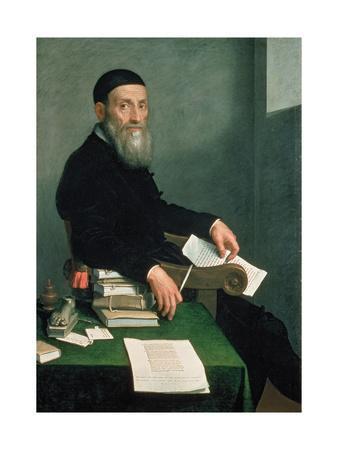 Portrait of Giovanni Bressani