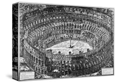 Rome, the Colosseum, C.1774-78