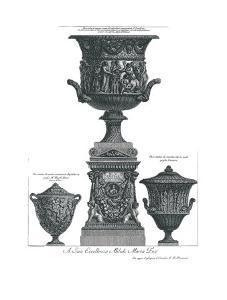Vaso Antico by Giovanni Battista Piranesi