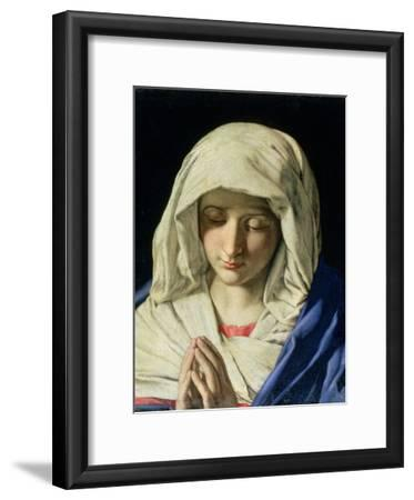 Madonna at Prayer