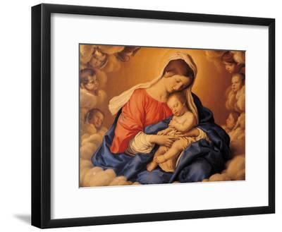 The Sleep of the Infant Jesus