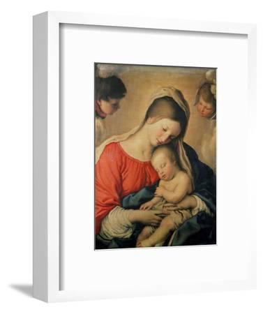 The Sleeping Christ Child