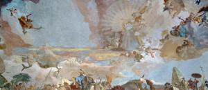 Asia by Giovanni Battista Tiepolo