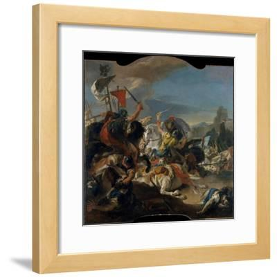 The Battle of Vercellae, 1725-29