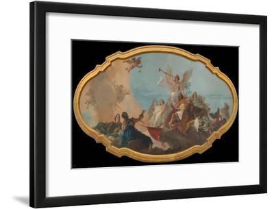 The Glorification of the Barbaro Family, c.1750