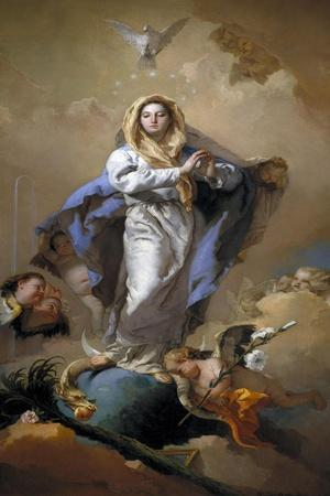 The Immaculate Conception, 1767-9