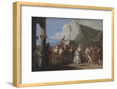 The Triumph of Pulcinella, 1753-54