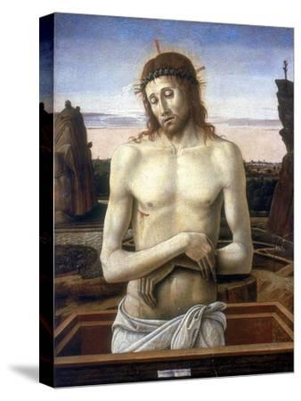 Christ in the Tomb, 1460