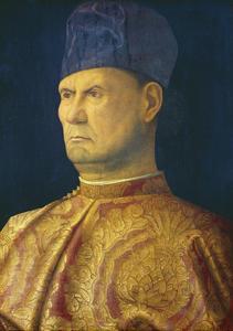 Giovanni Emo, C.1475-1480 by Giovanni Bellini