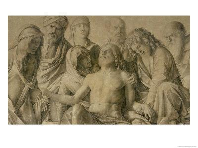 Pieta, the Dead Christ