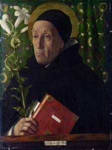 St. Dominic, 1515 by Giovanni Bellini