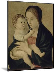 Vierge à l'Enfant by Giovanni Bellini