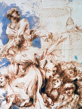 Pyrrha, C1635-1670