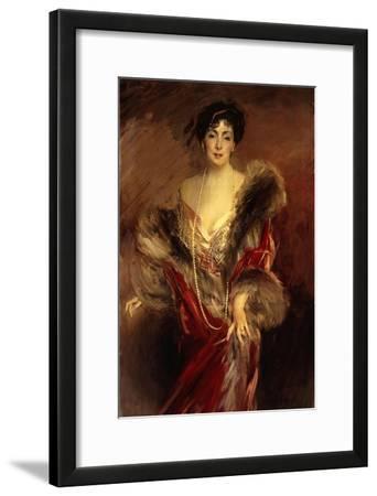 Portrait of Josefina A, De Errazuriz, 1912