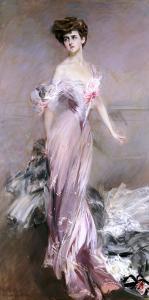 Portrait of Mrs. Howard-Johnston, 1906 by Giovanni Boldini