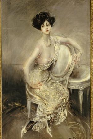 Portrait of Rita de Acosta Lydig, 1911
