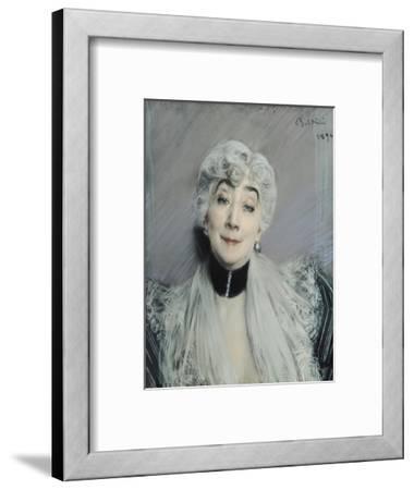 Portrait of the Countess De Martel De Janville, Known as Gyp (1850-1932), 1894