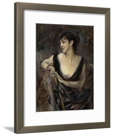 The Countess De Rasty Sitting