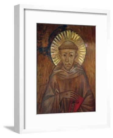Portrait of St. Francis, C.1285 (Detail)