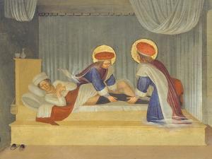 Healing Deacon by Giovanni Da Fiesole