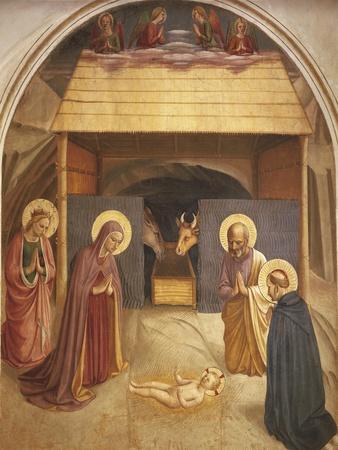 Nativity, 1437-1445