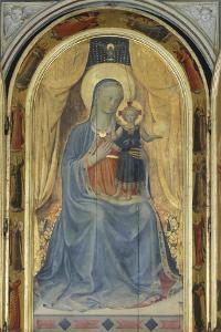 Tabernacle of the Linen Drapers, 1432-1433 by Giovanni Da Fiesole