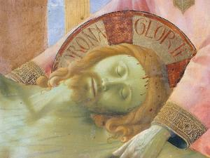 The Deposition from the Cross or the Altarpiece of the Holy Trinity, Ca 1432 by Giovanni Da Fiesole