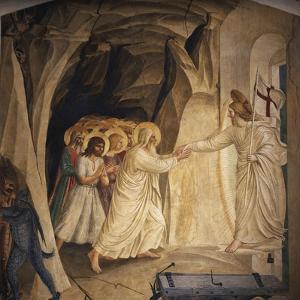 The Descent of Christ into Limbo by Giovanni Da Fiesole