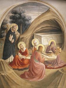 The Lamentation by Giovanni Da Fiesole