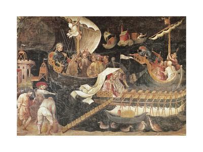 Departure of the Magi, Circa 1420