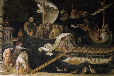 Journey of Magi, Circa 1410