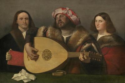 A Concert, c.1518-20