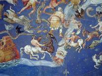Astrological Ceiling, in the Sala Del Mappamondo-Giovanni De' Vecchi-Giclee Print