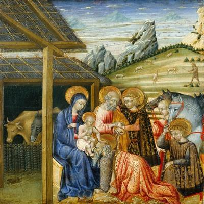 The Adoration of the Magi, c.1460