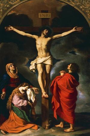 Crucifixion, 1466-1645