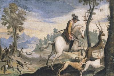 Hunting Deer and Wild Boar