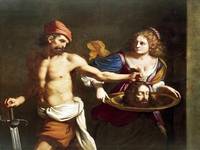 Salome Receives Head of John Baptist