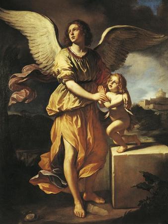 The Guardian Angel, 1641