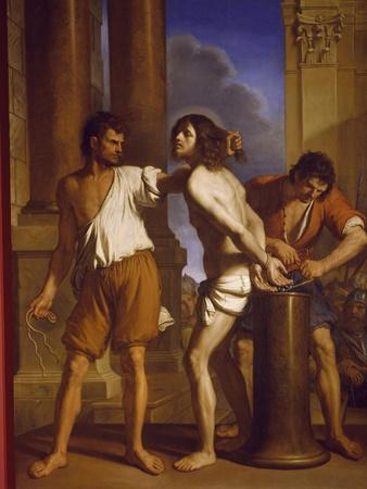 The Scourging of Christ, 1657