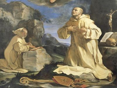 The Vision of St Bruno, 1647