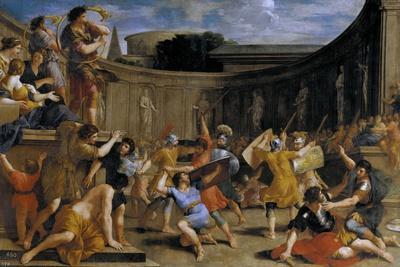 Gladiadores romanos, 1635-1639