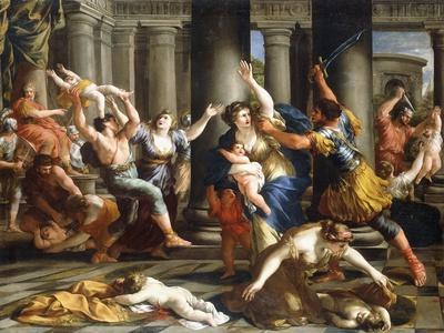 The Massacre of the Innocents, C.1631